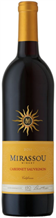 Mirassou Winery Cabernet Sauvignon 750ml